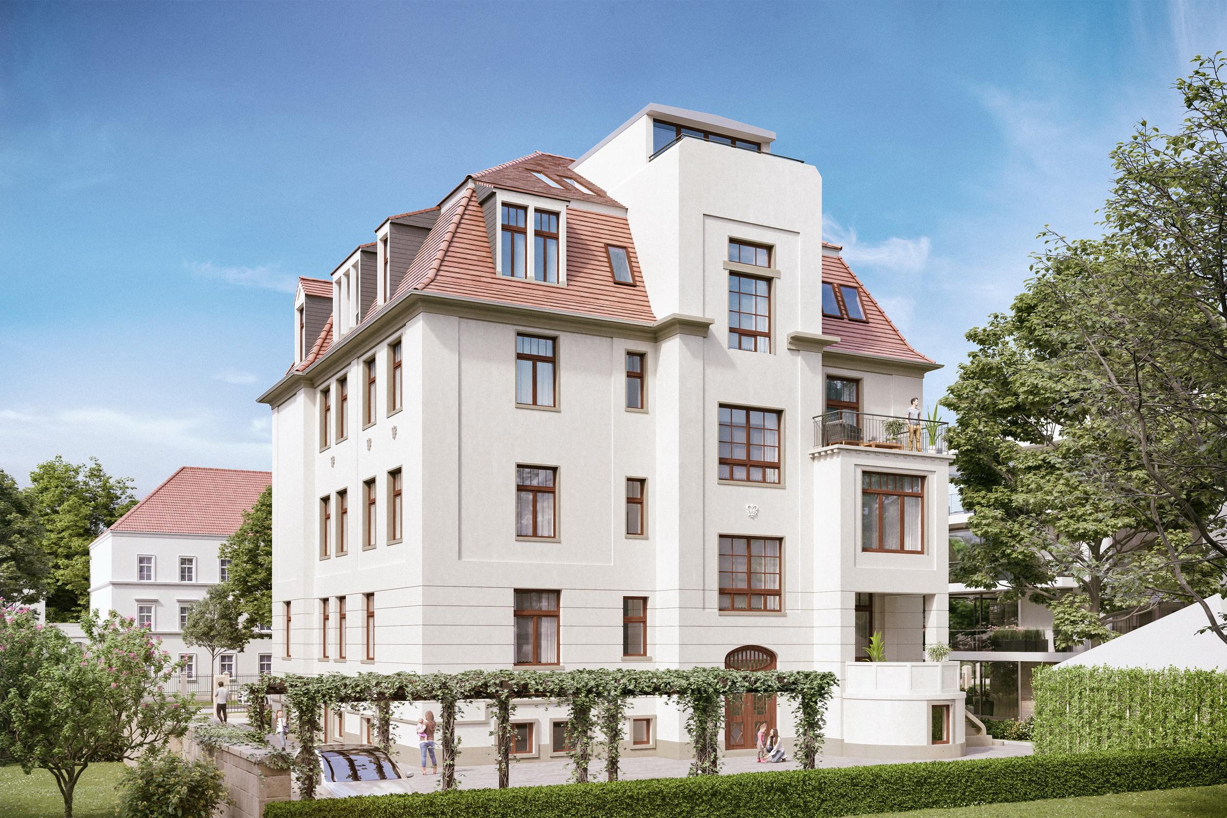 Pohl_Pohl_Architekten_Georgenstrasse_4_Altbau_Hof_170830_r