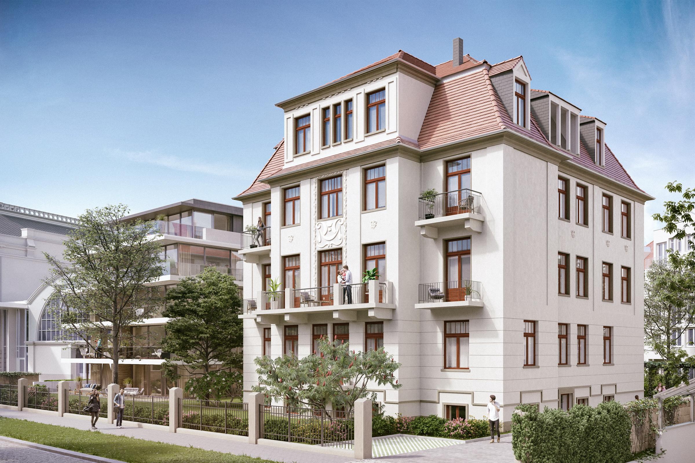 Pohl_Pohl_Architekten_Georgenstrasse_4_Altbau_Strasse_170830_r