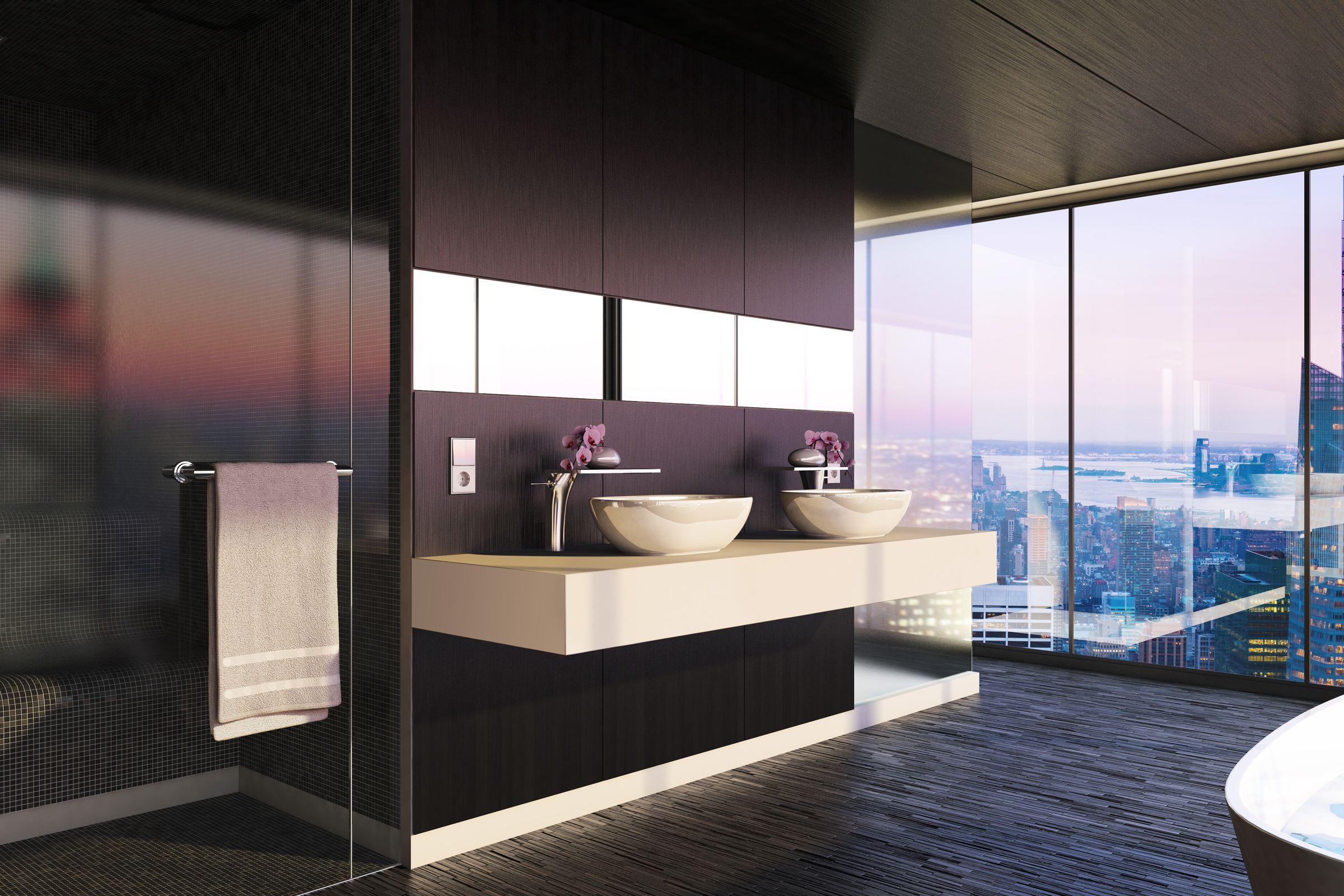 Hotel Badezimmer Luxus