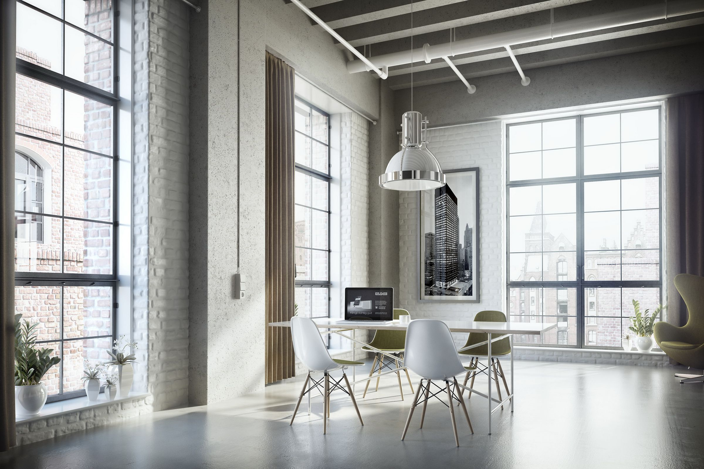 Jung_Light_Building_2012_Renderings ### jung_light_building_loft_120613_01