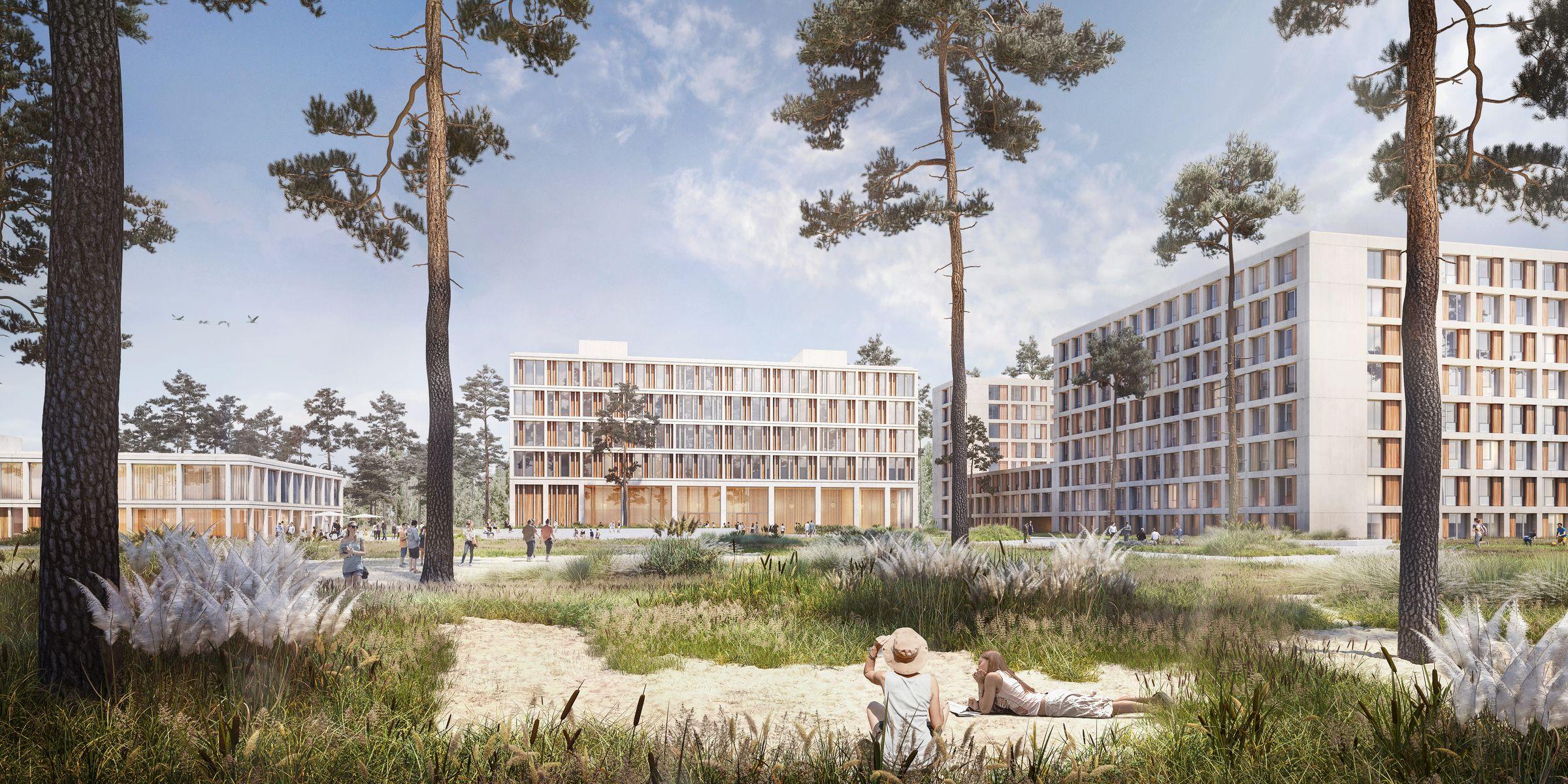 PMR_Campus_Neubau Bundeszollverwaltung Rostock_210722